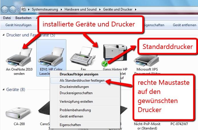 Geräte-und-Drucker