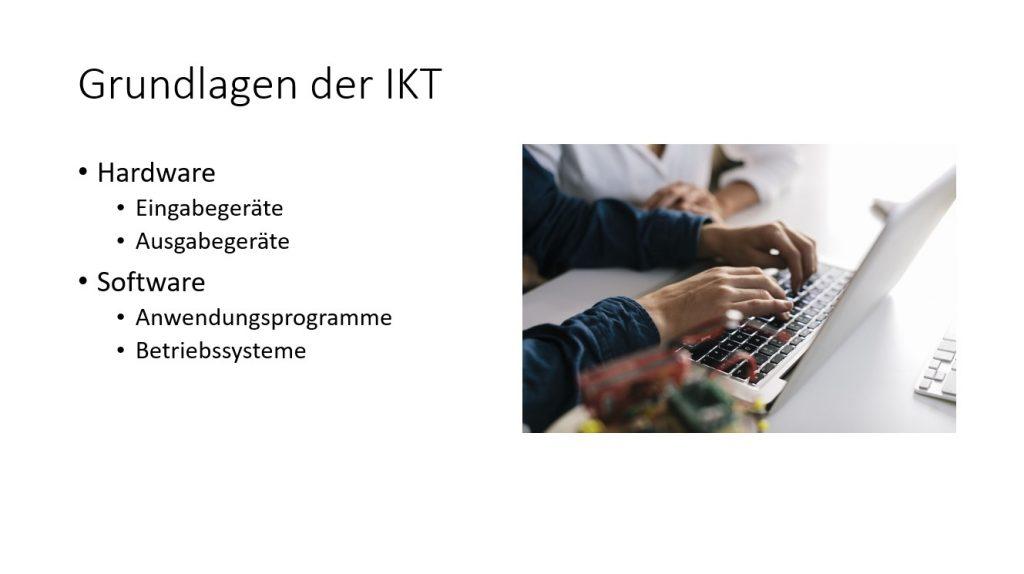 PAA 22 Grundlagen der IKT
